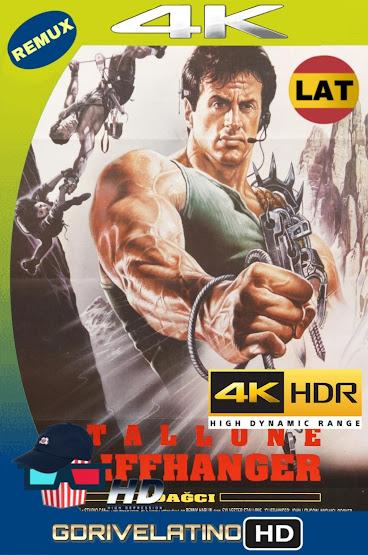 Cliffhanger (1993) BDRemux 4K HDR Latino-Ingles MKV