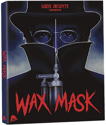 Limited Edition Slipcover for Severin Films' THE WAX MASK Blu-ray!