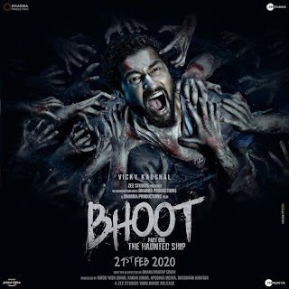 Bhoot Part One The Haunted Ship 2020 Hindi Movie HDRip | 720p | 480p
