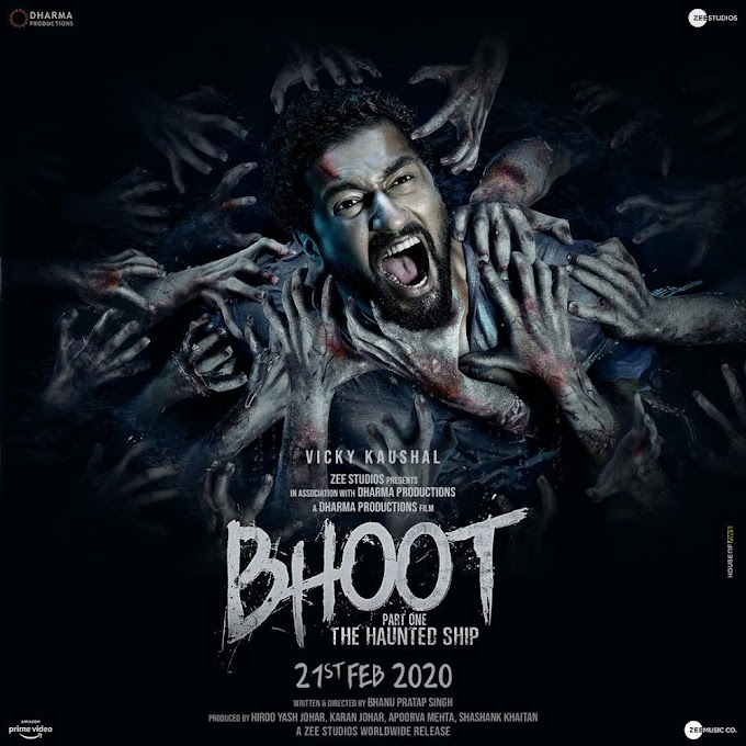 Bhoot Part One The Haunted Ship 2020 Movie 720p Pre-DVDRip x264 [1.1GB]