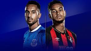 مشاهدة مباراة إيفرتون وبورنموث بث مباشر اليوم 15-9-2019 في الدوري الانجليزي