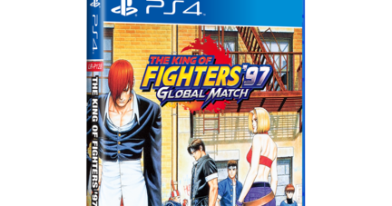Ps4 The King Of Fighters 97 Global Match