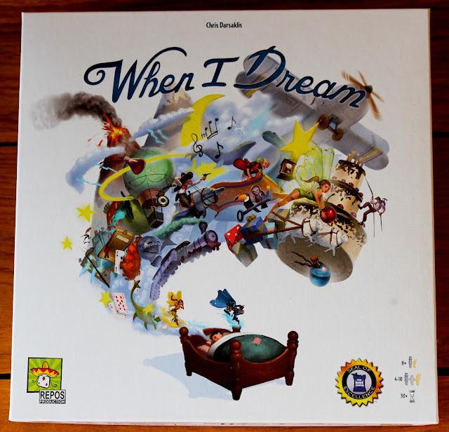 When I Dream - box art | Random Nerdery