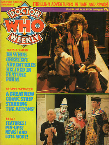 Doctor Who Weekly #40