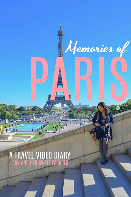 Paris Travel Video