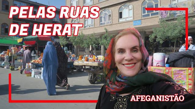 Herat, a cidade do sol
