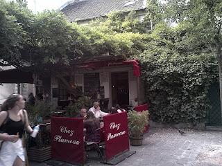 Montmartre Des brasseries bucoliques, spots de lecture parfaits