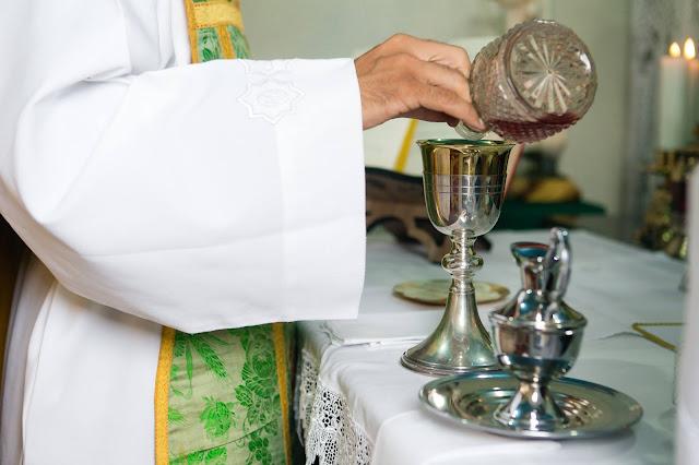 Momentos da Santa Missa