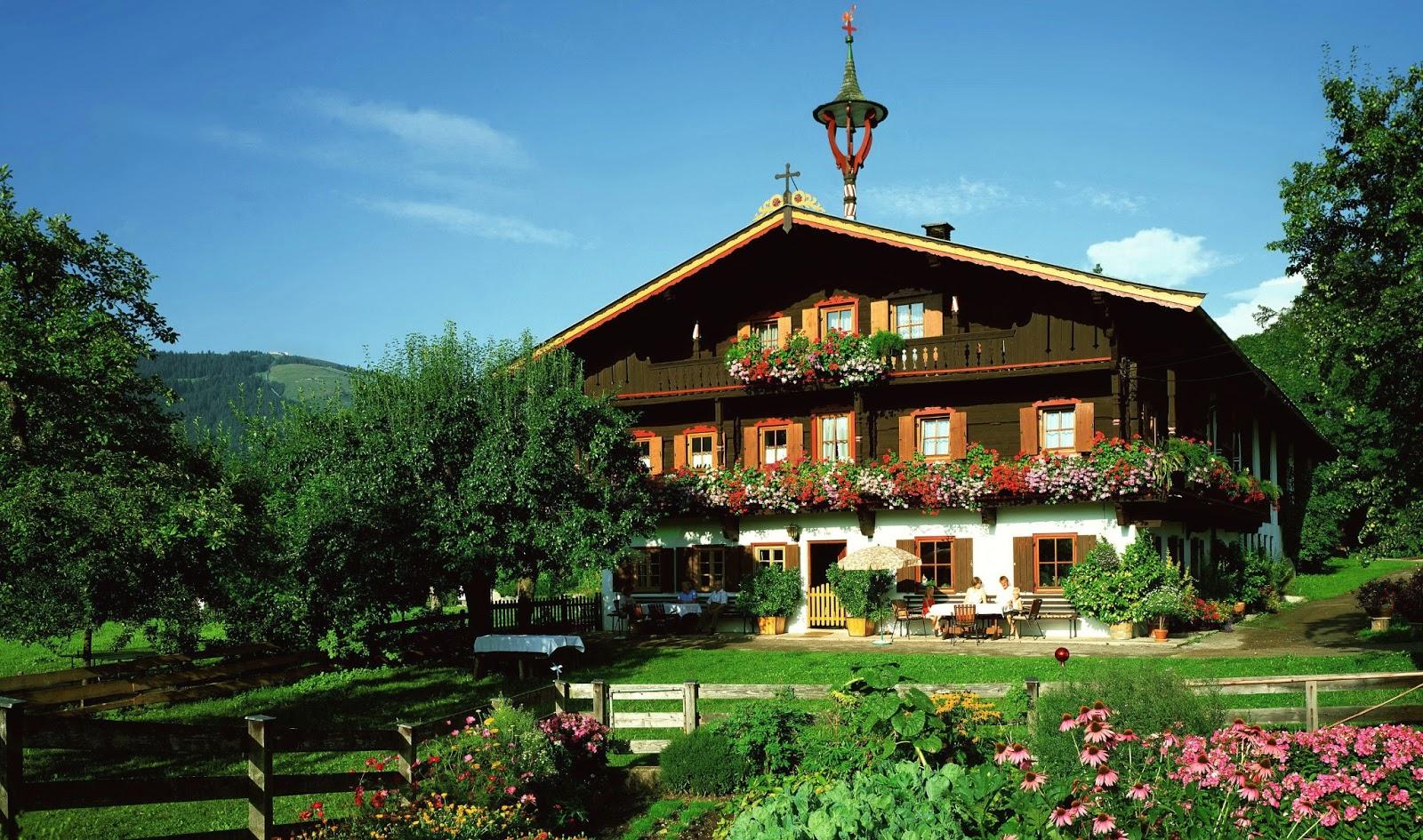 Travel adventures tyrol tirol a voyage to tyrol for Hotel design tirol