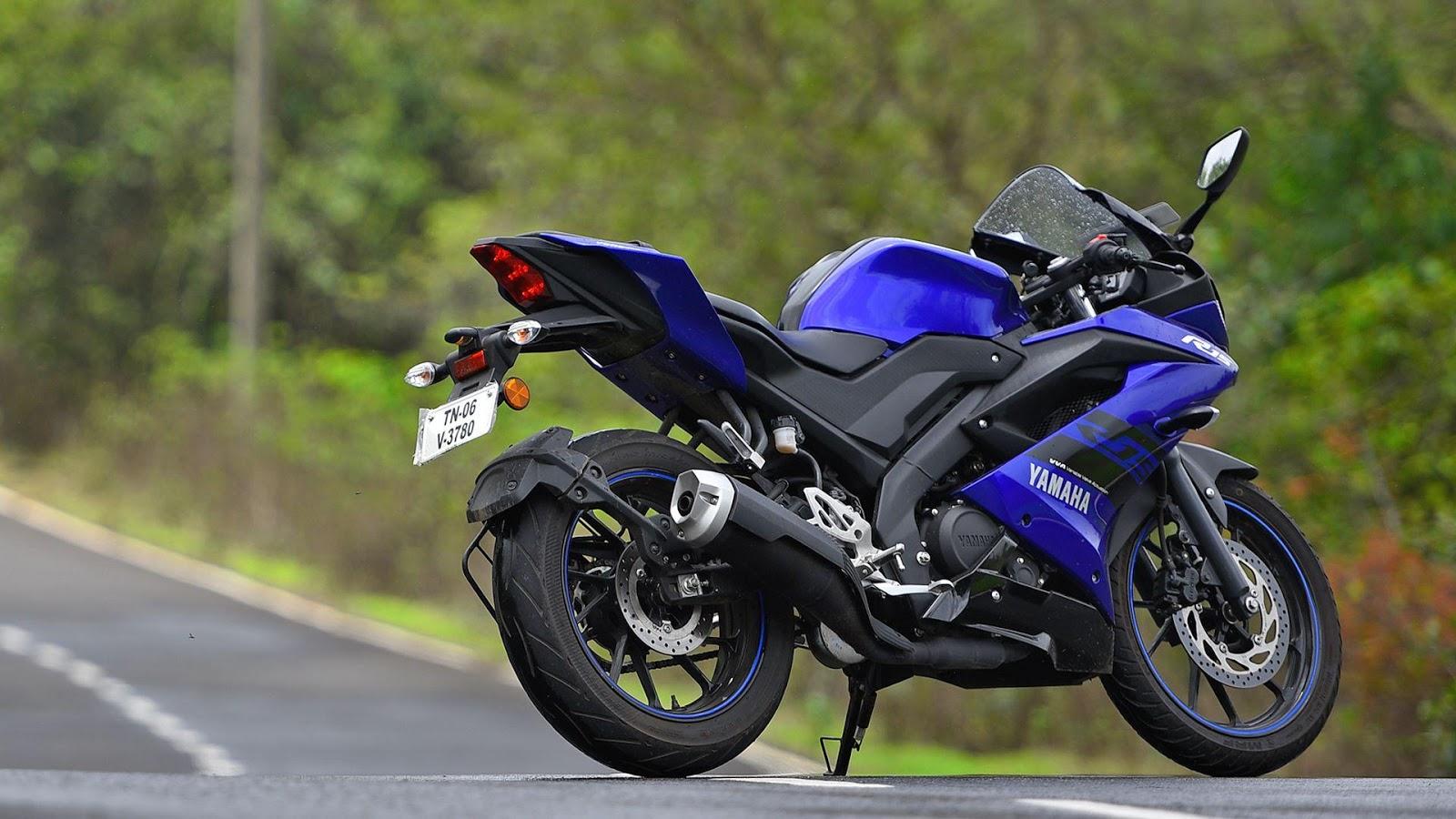Gambar Yamaha R15 V3 kualitas HD - 27