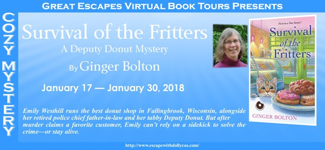 FEATURED AUTHOR: GINGER BOLTON