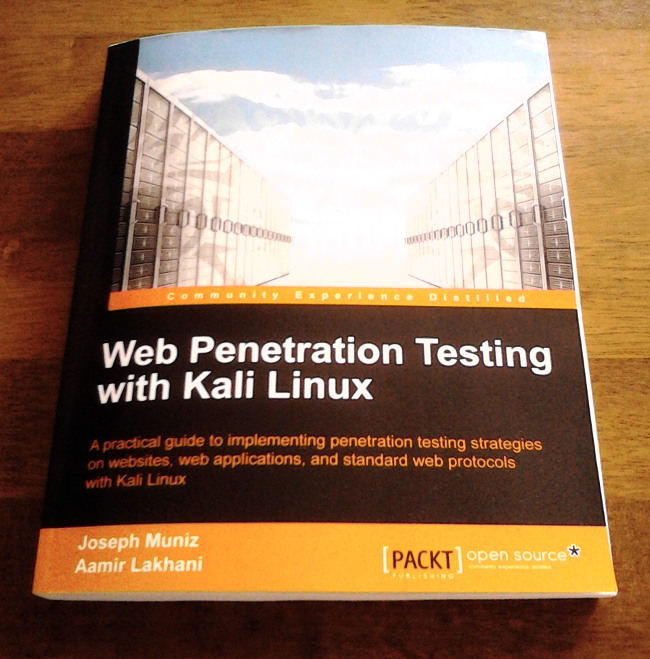 Web Penetration Testing With Kali Linux Pdf
