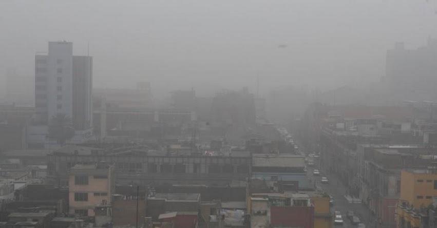 SENAMHI ALERTA: Humedad mayor al 94% está incrementando sensación de frío en Lima - www.senamhi.gob.pe