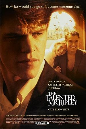 The Talented Mr. Ripley (1999) Hindi Dual Audio 400MB Bluray 480p