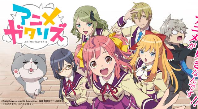 Animegataris (Episode 01 - 12) Batch Subtitle Indonesia