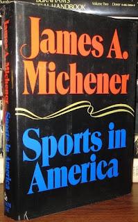James Michener book cover