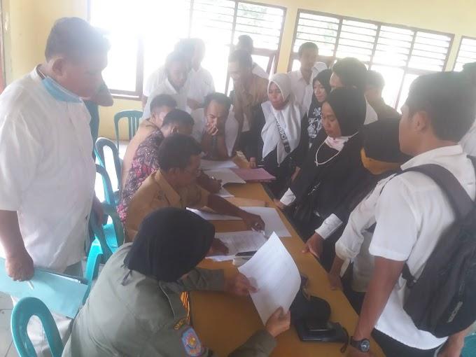 Seleksi 2 KAUR Desa Rabakodo Selesai..! Mulyadi Dan Abdulah Lolos