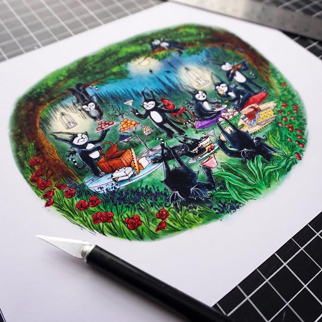 https://www.etsy.com/ca/listing/784074147/art-print-batcat-teaparty-8-x-10-secret