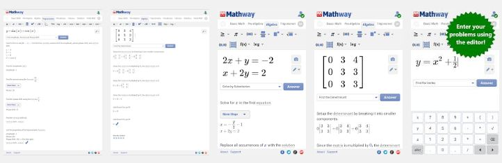 mathway: math problem solver Get the latest version of the mathway - math problem solver app for android at androidgo 3076 absolutely free rated and reviewed.