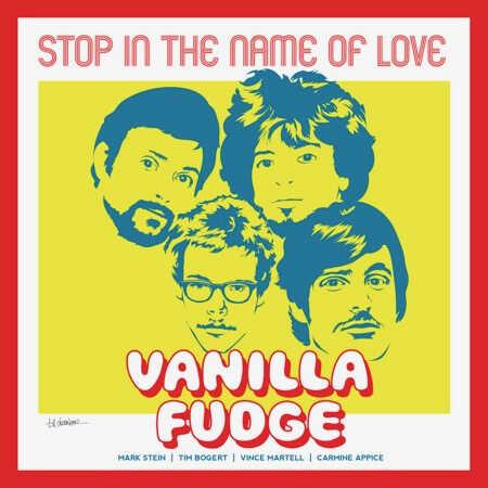 """Το single των Vanilla Fudge """"Stop in the Name of Love"""""""