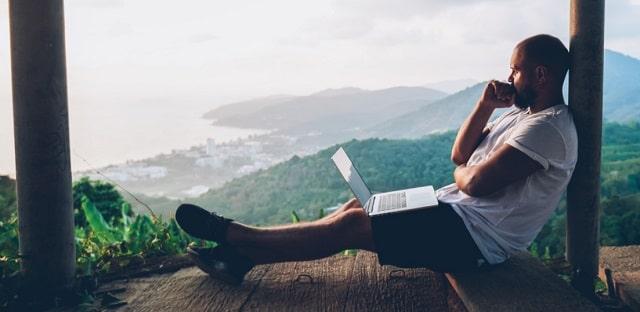 how secure is freelancing in the digital era remote work