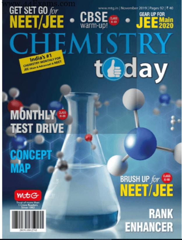 Chemistry-Magazine-November-2019-For-NEET-JEE-Exam-PDF-Book