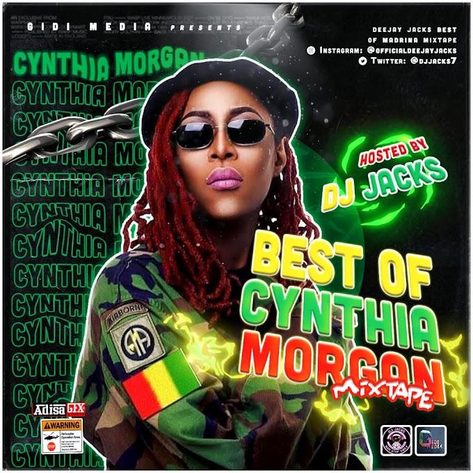DJ Jacks - Best of Cynthia Morgan mix