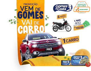 Promoção Gomes da Costa 2020