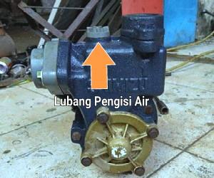 cara+memancing+pompa+air