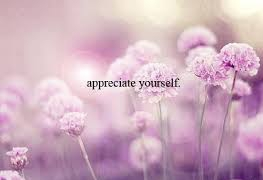 "Appreciate your, ""you"""