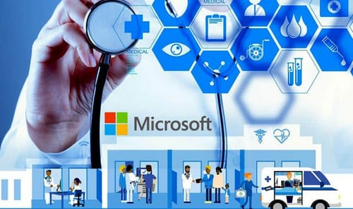 Microsoft's plans for healthcare