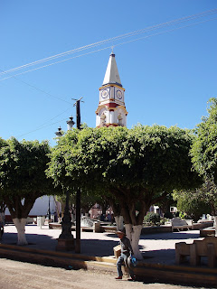 picture of the Plaza Principal, Mascota, Jalisco, Mexico