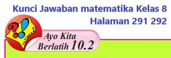 Kunci-Jawaban-Matematika-Kelas-8-Ayo-Kita-Berlatih-10.2-Halaman-291-292-Peluang-Teoretik