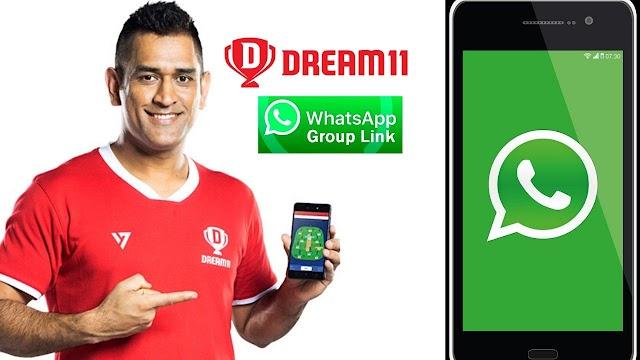 Dream 11 Whatsapp Group Link