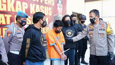 Polresta Sidoarjo Ringkus Satu Pelaku Begal, Tiga Penjahat Lain DPO