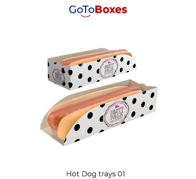 Custom Hot Dog Boxes