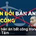 Chiêu trò của phường zân chủ về bản án Đồng Tâm!