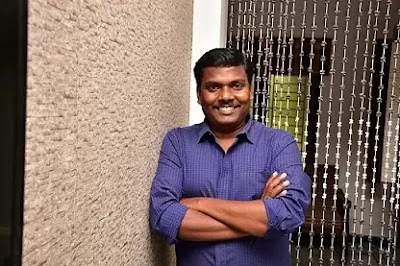 Lyricist Yugabharathi