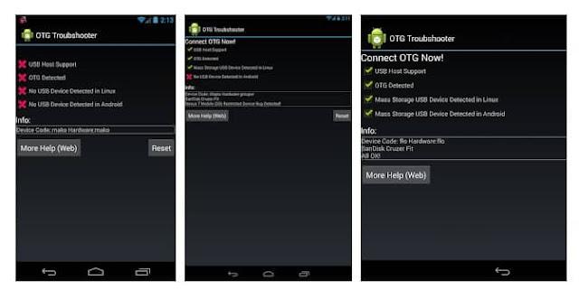 Memperbaiki Masalah terkait USB OTG di Android - Sumekar31