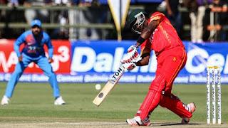 Zimbabwe vs India 1st T20I 2016 Highlights