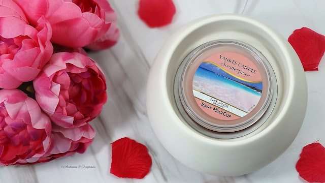 avis pink sands yankee candle