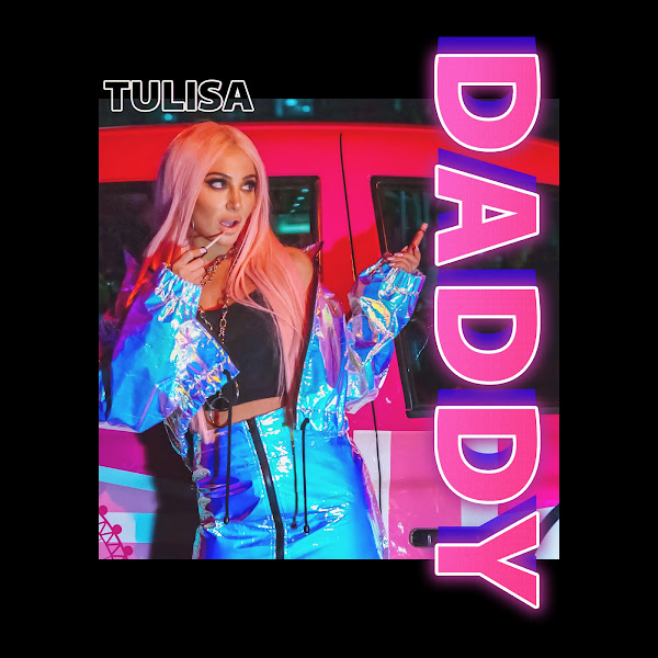 Tulisa - Daddy - Single Cover