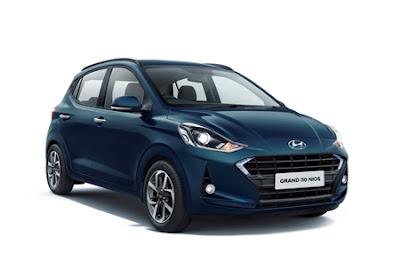 Hyundai Grand i10 Nios hot hatcback