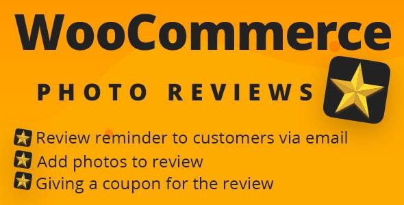 WooCommerce Photo Reviews v1.1.5.0