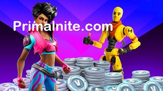 Primalnite com, how to use Primalnite to get free vbucks fortnite