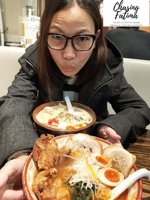 Chicken Ramen - Oreryu Shio Ramen