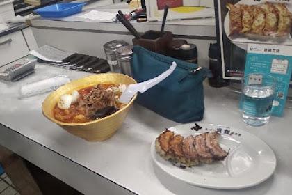 Ramen Halal di Sapporo Jepang