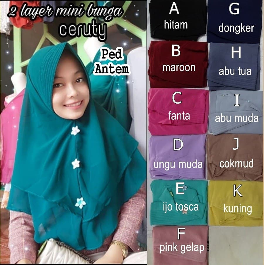 Parisku Segiempat Hijab Jilbab Aster Tosca Referensi Daftar Harga Duapola Double Lace Glitter 1600 On Page Seo Analysis Of Nuranicollectioncom Source