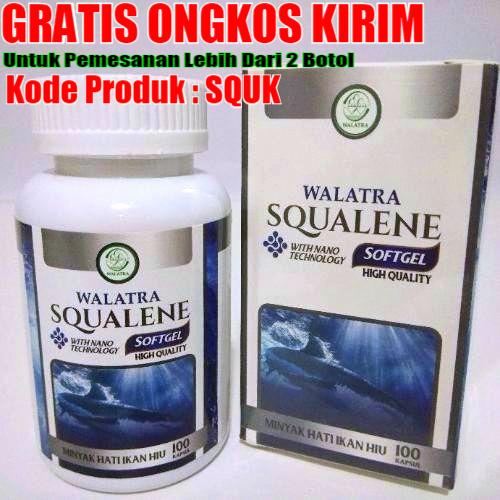 Cara Membeli Walatra Squalene Softgel
