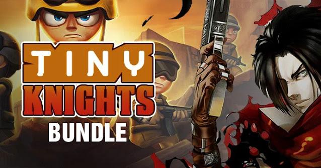 IndieGala Tiny Knights Bundle - 首日2.99美金6款遊戲